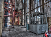 Abandoned-factory-first-floor-ii