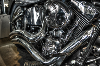 Harley-chrome