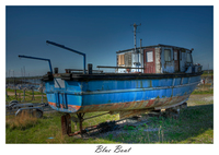 Blue-boat