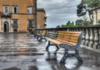 Benches-in-the-square