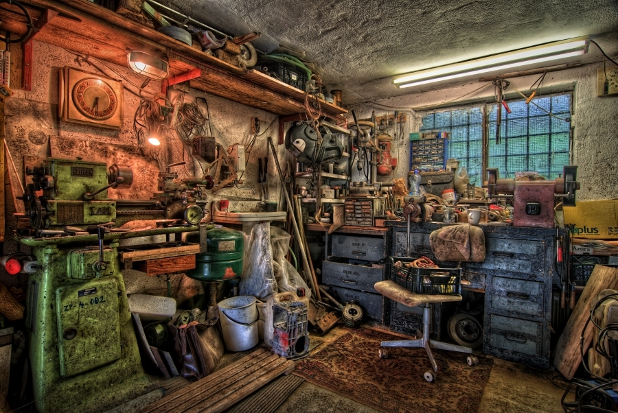 Tools Mechanic Garages
