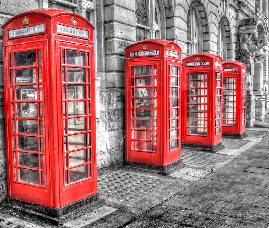Phone boxes