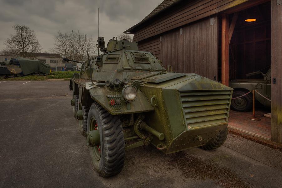 1960 alvis saladin armoured car