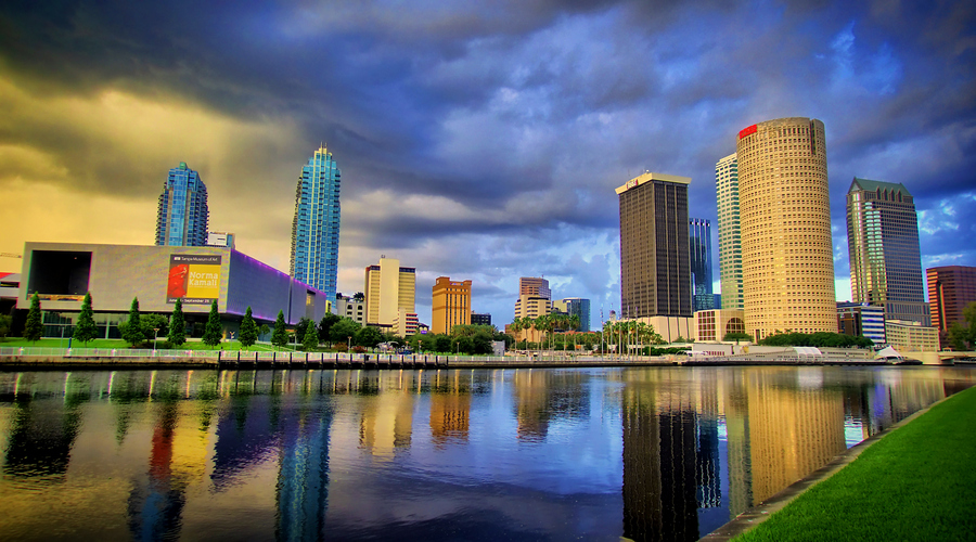 Tampa skyline copy