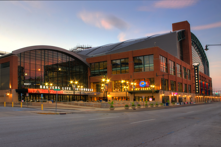 Bankers life fieldhouse 012321a