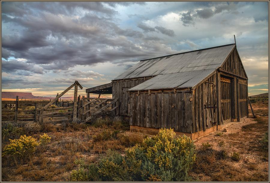 House rock road barn