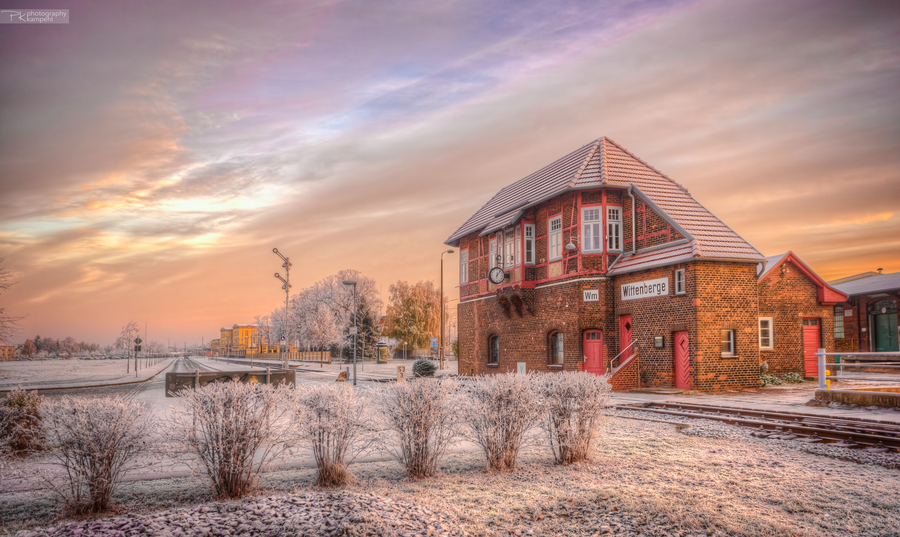 20161113 017 bahnhof wittenberge hdr ps
