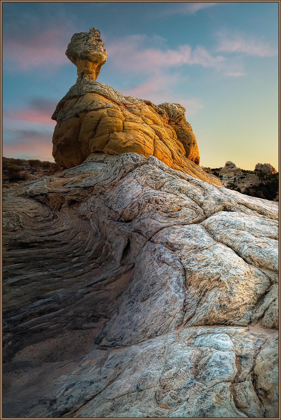 Camel rock ariz.jpg contrast