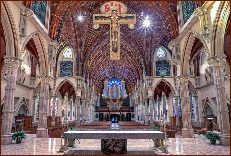 Holy name carhedral chicago