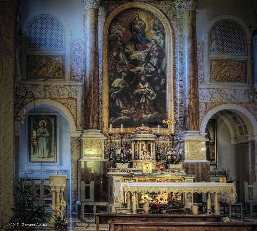 Pisa altar