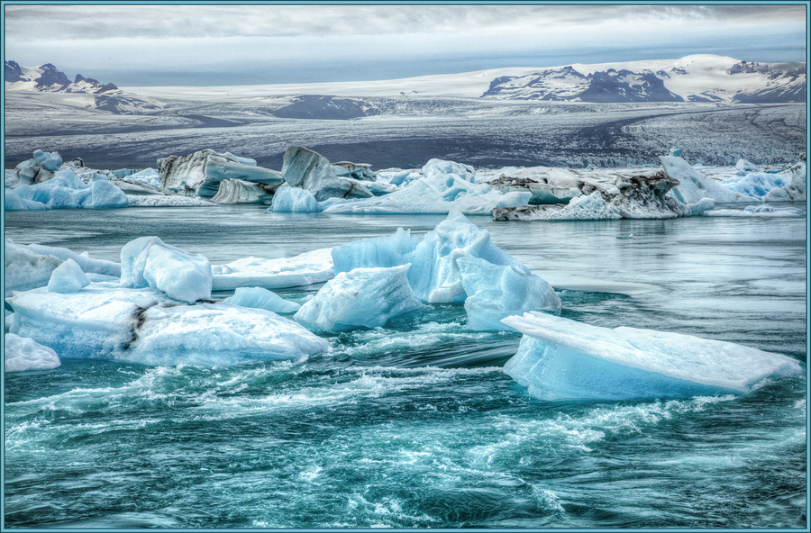 Hdrcreme glacier bay