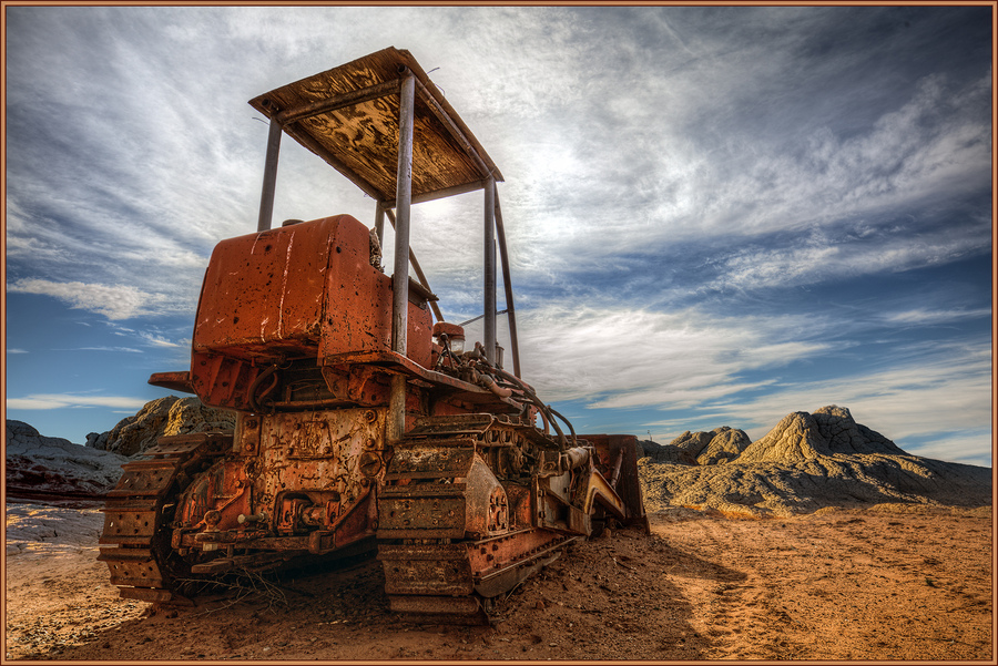 Desert dozer z