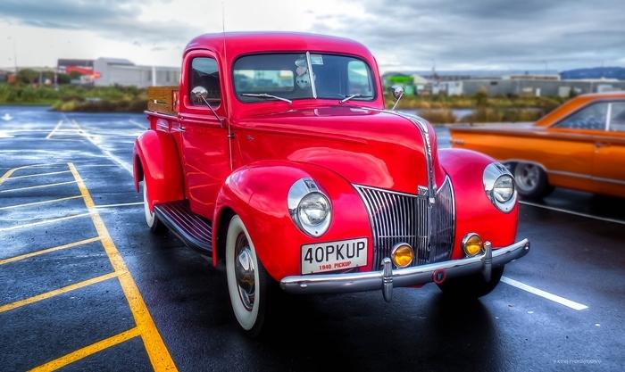 1940 frod pickup