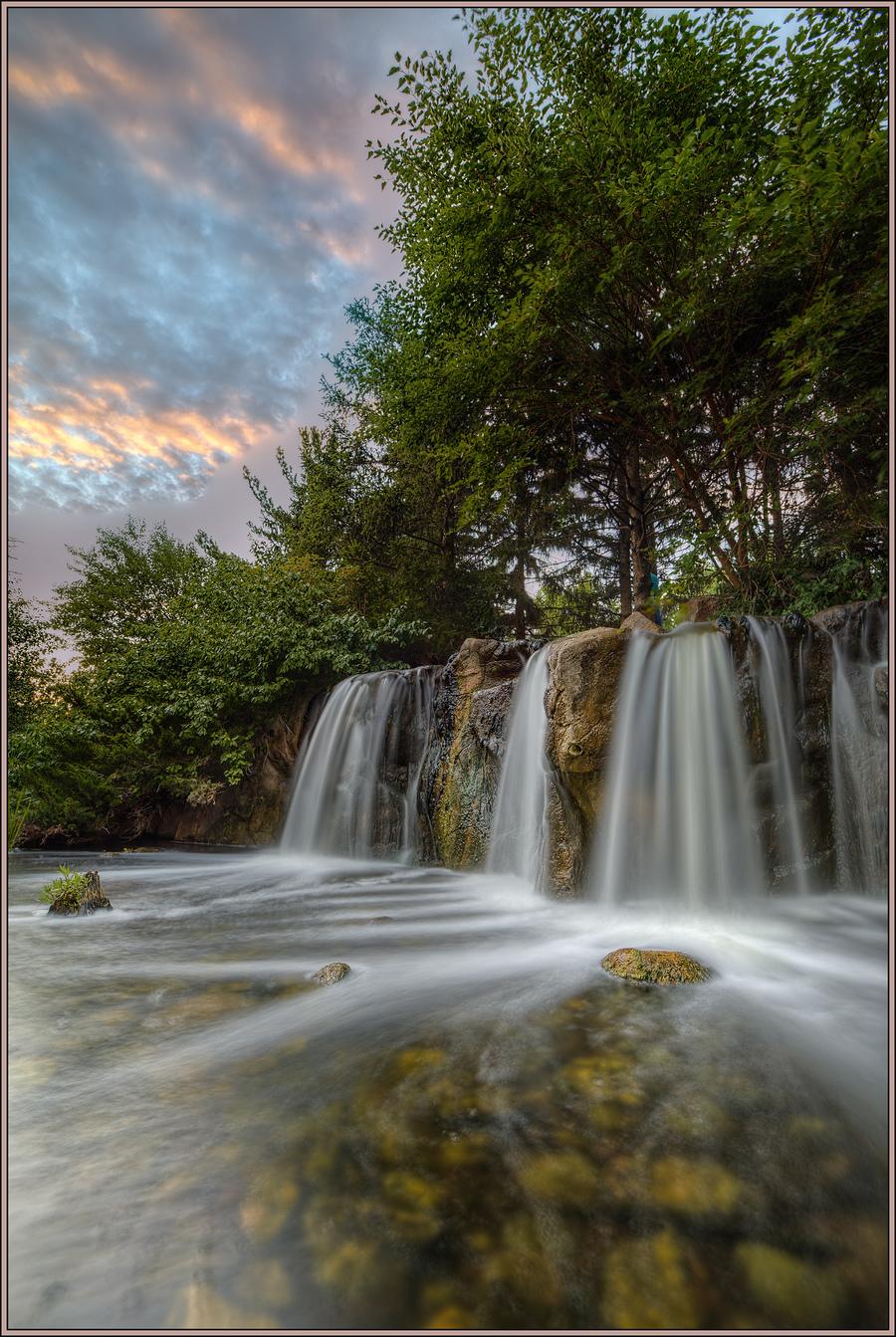 Lake katherine falls