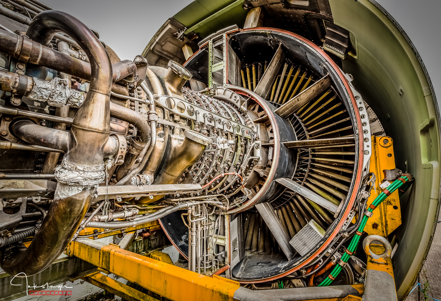 British airways engine 2