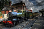 Bluebell-railway-steam-engine-at-sheffield-park-station