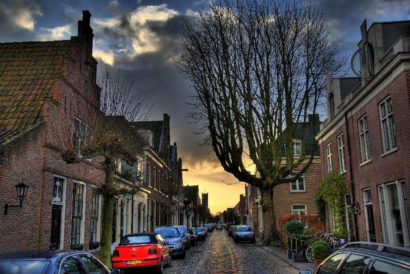 Naarden Netherlands  city images : Naarden, The Netherlands   HDR creme