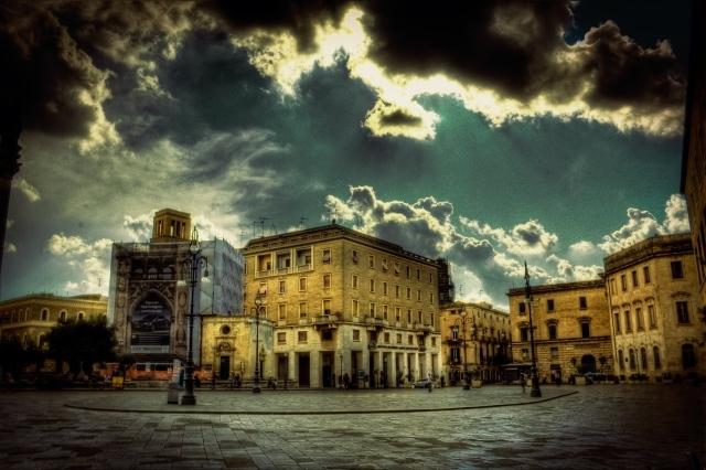 Piazza santoronzo gb