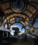 B17_front_gunner_position