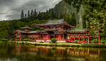 Byodo temple internet ready