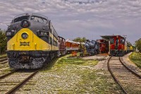 Oklahoma Railroad Museum