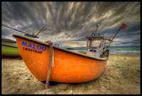 fisherboat Malou