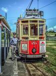 Wellington Tramway Museum Queen Elizabeth Park