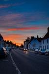 High Street Sunset...