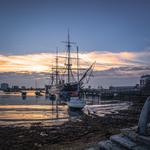 HMS Warrior II.....