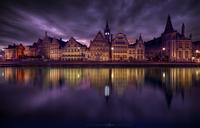 """"""" Grass Dock """" Ghent - Blegium"""